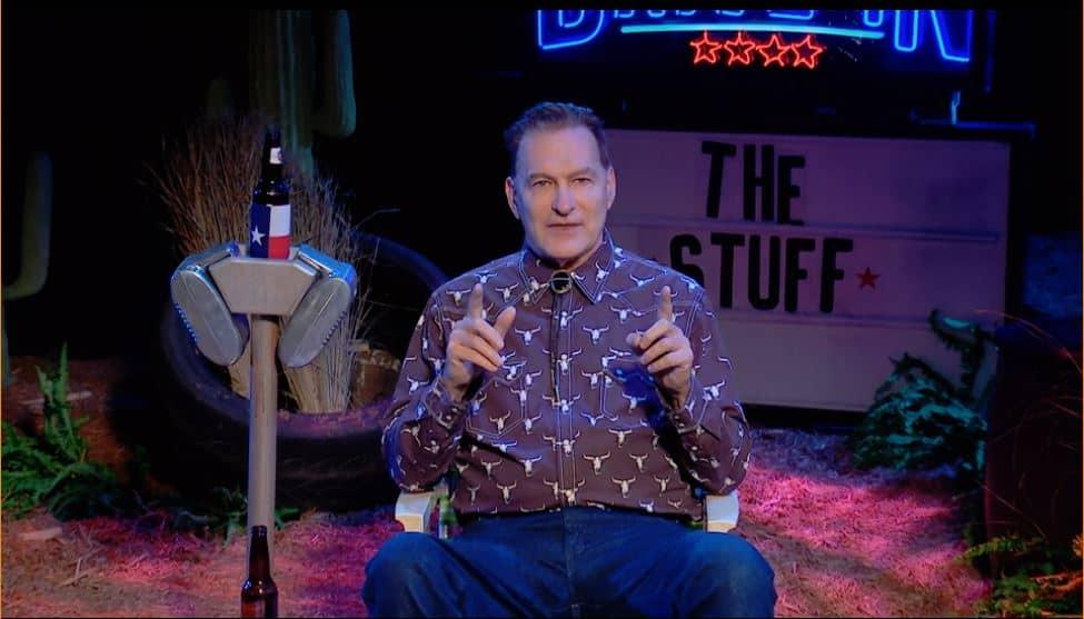 The Stuff Featured Image - The Last Drive-In   Season 1 Week 8 - The Stuff