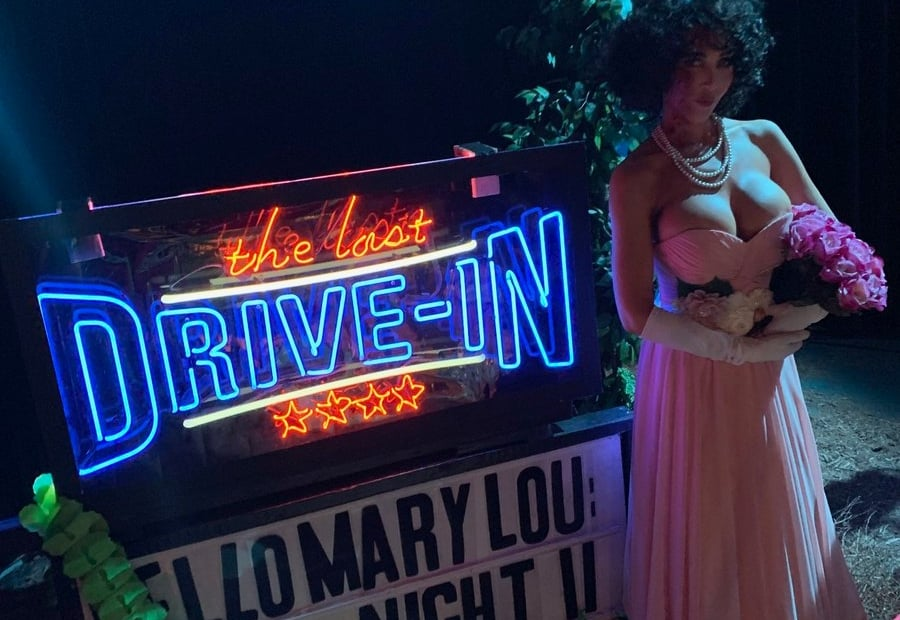 Great Darcy Prom Image 1 - The Last Drive-In | Week 9 - Prom Night II