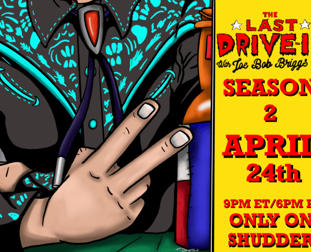 The Last Drive-In: Season 2